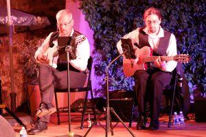 David Kuszowski et Sacha Ekizian Jazz manouche - gypsy jazz band