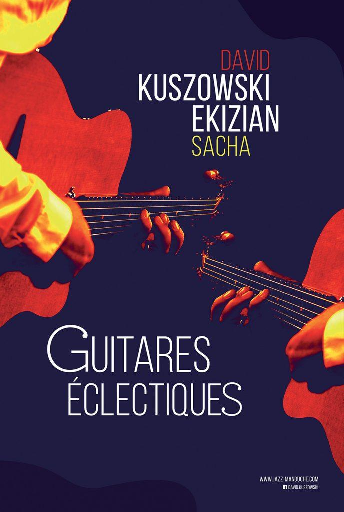 Guitares éclectiques